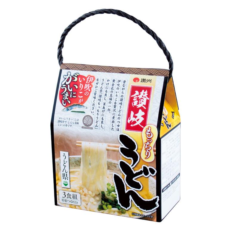 うどん県讃岐 手提げボックス3食入