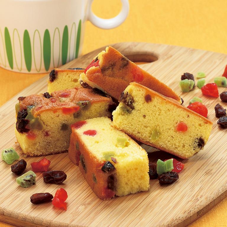 至福の逸品 フルーツケーキ