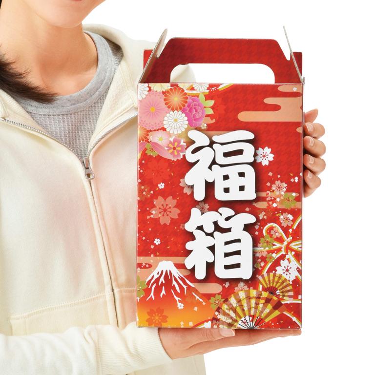 【完売終了】 紅富士福箱 ハッピーライフ6点セット【セット済み】