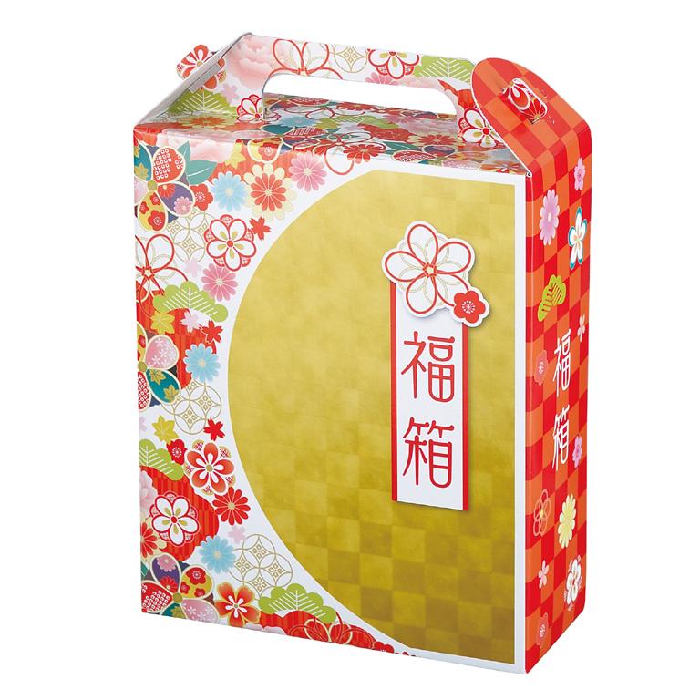【完売終了】 華福箱 バラエティ4点セット【セット済み】