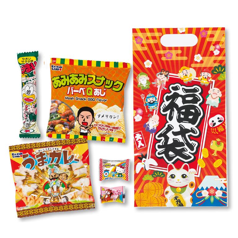 七福神お菓子5点セット