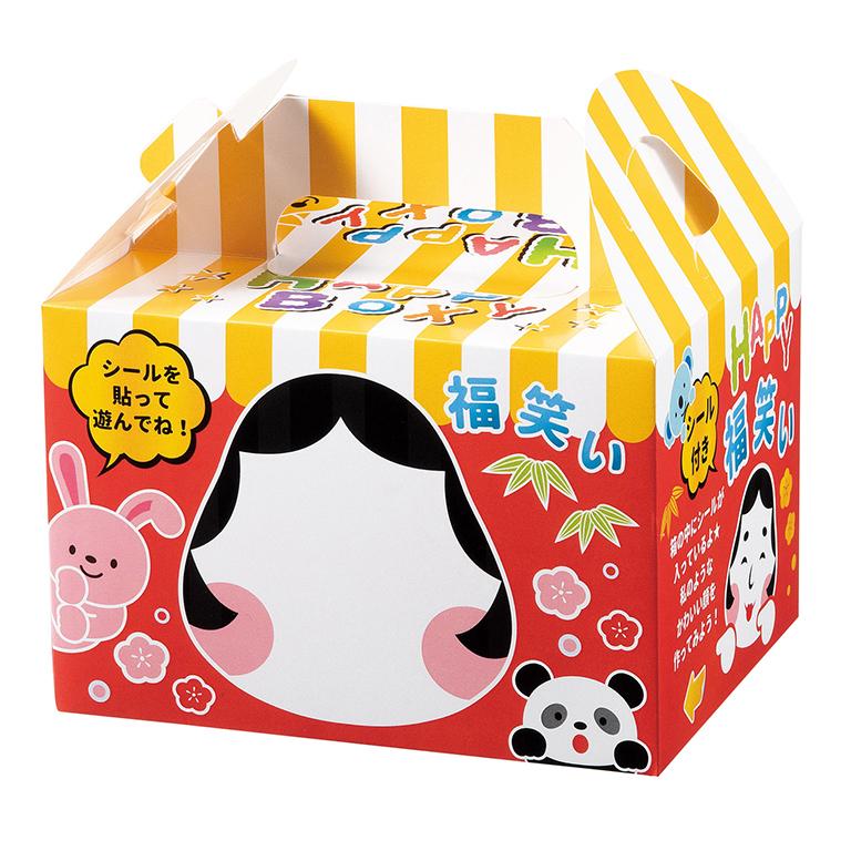 福袋笑いお菓子BOX7点セット