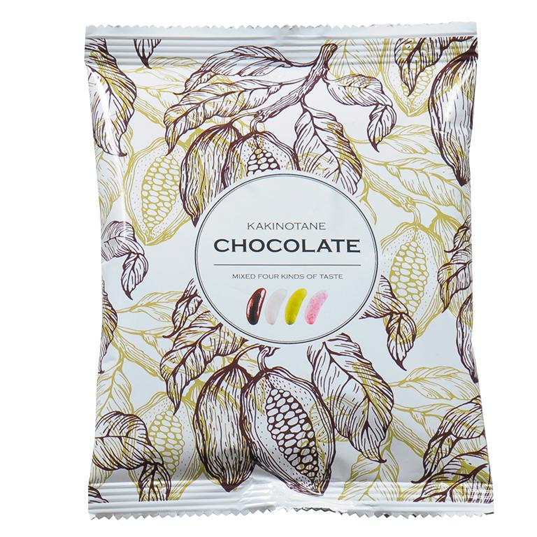 柿の種チョコレート