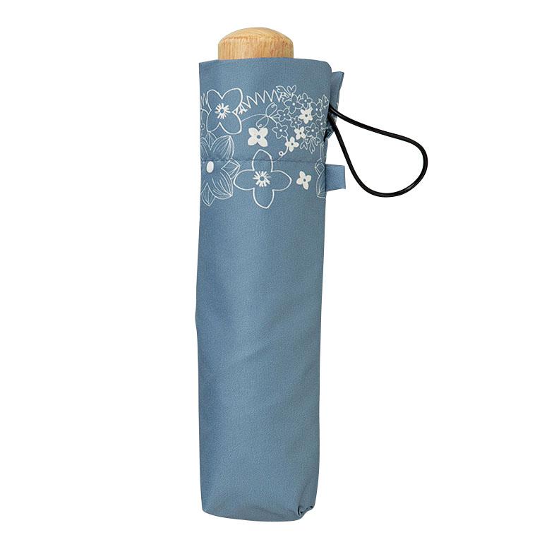 フローリア/晴雨兼用折りたたみ傘