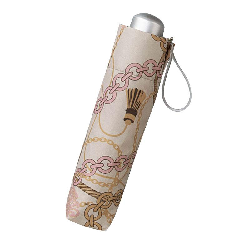 クラッシースカーフ/晴雨兼用折りたたみ傘