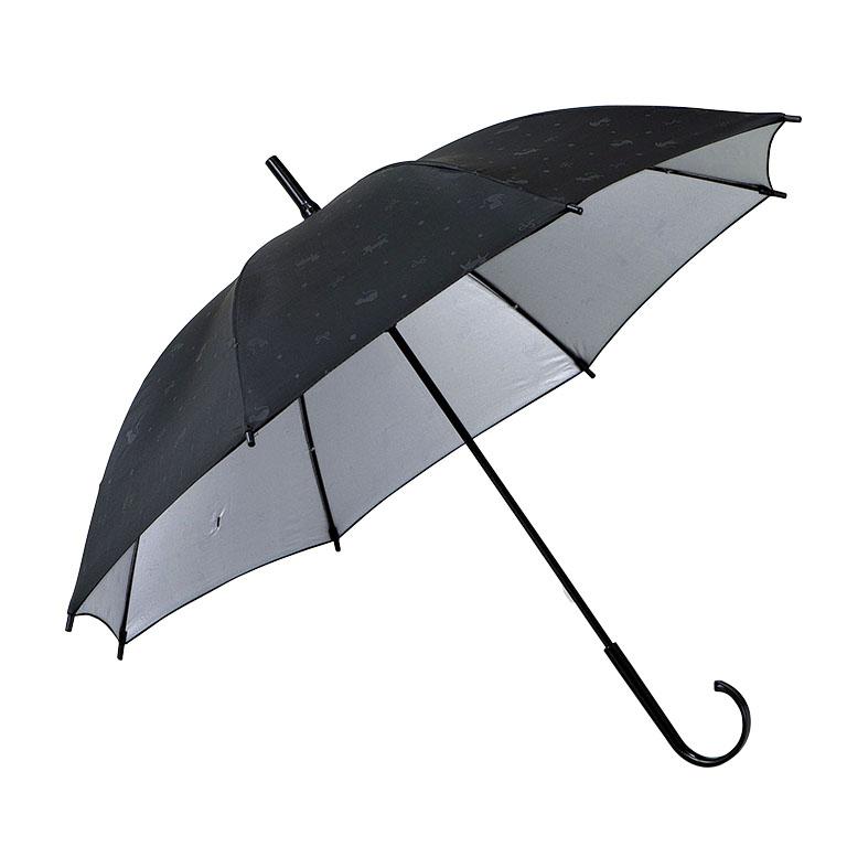 エンボスキャット/晴雨兼用長傘