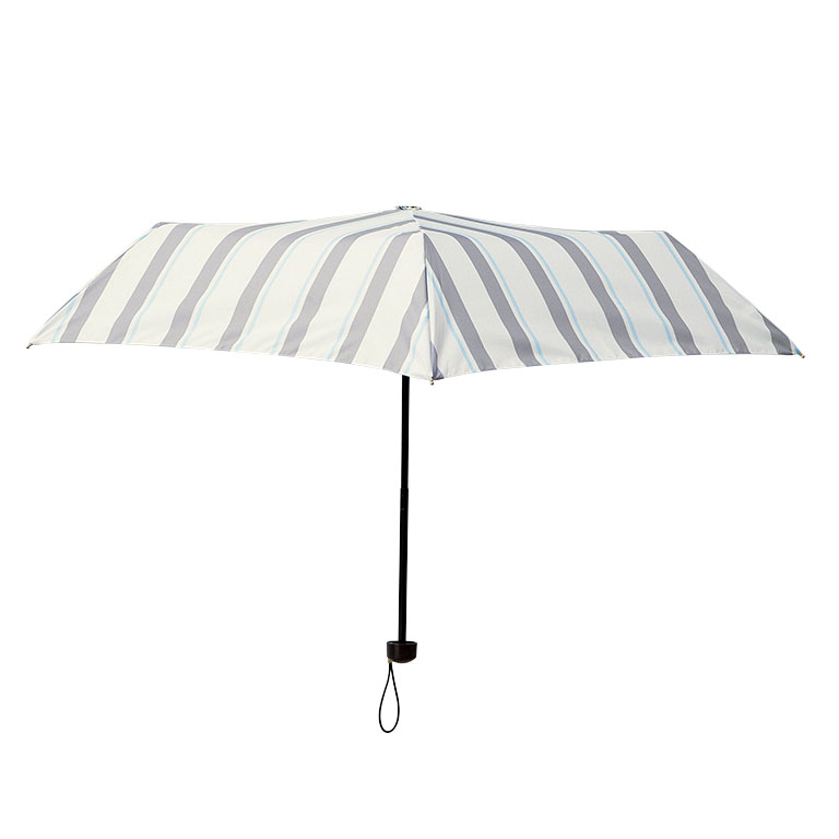 ダブルストライプ/折りたたみ傘