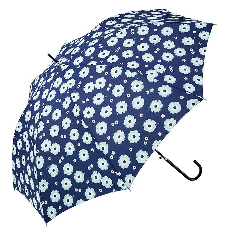 フラワー/耐風ジャンプ傘