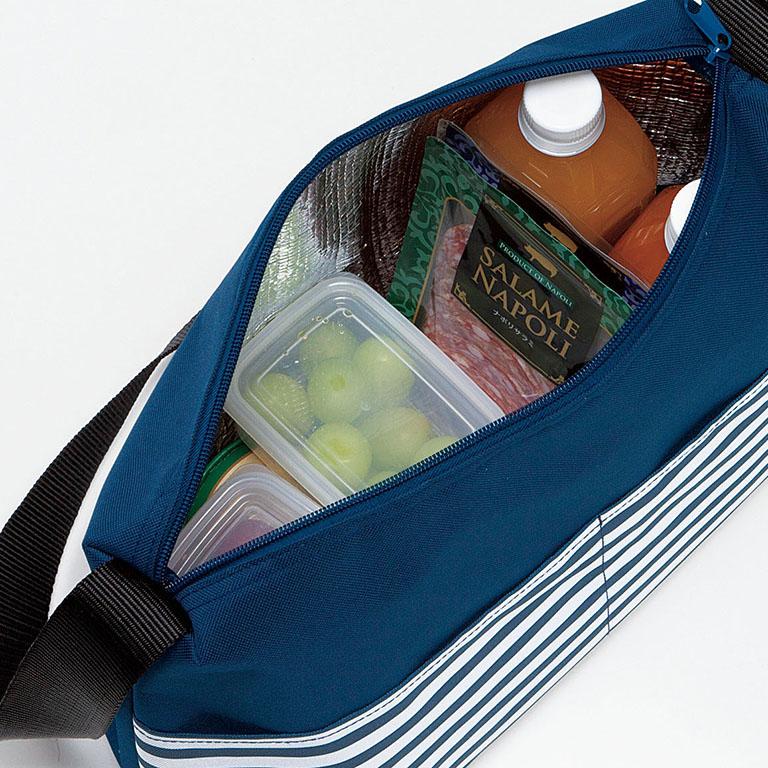 メルボーダー/保冷温ショルダーバッグ