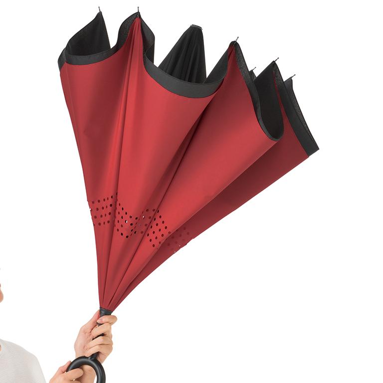 さかさま傘 1本