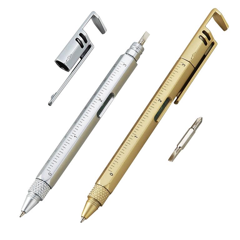 メタリック・7WAYボールペン