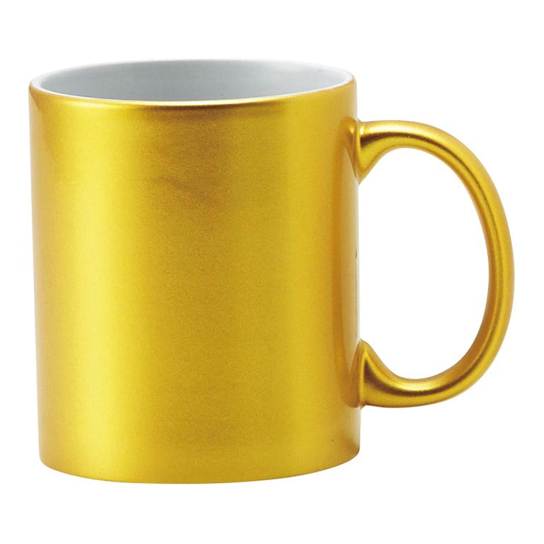 メタリック・マグカップ