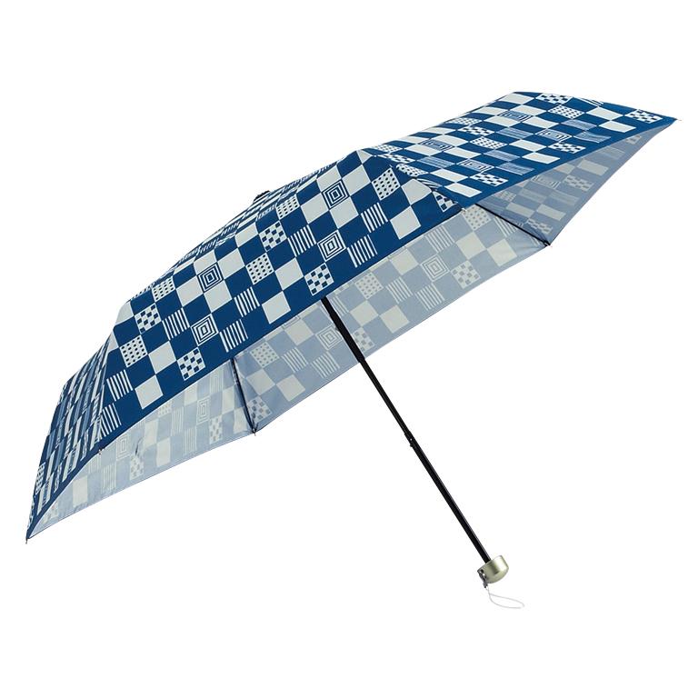 京都くろちく・晴雨兼用折傘