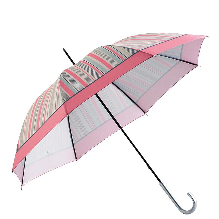 ブライトストライプ・晴雨兼用長傘