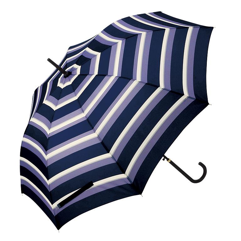 マルチカラーボーダー・長傘