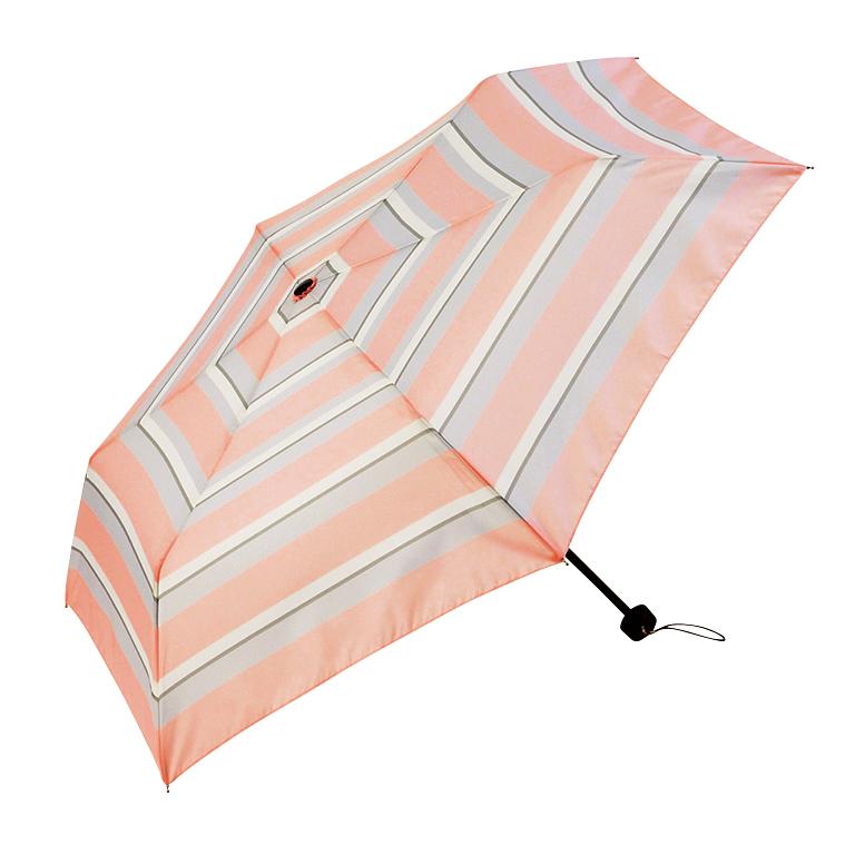 マルチカラーボーダー・折りたたみ傘