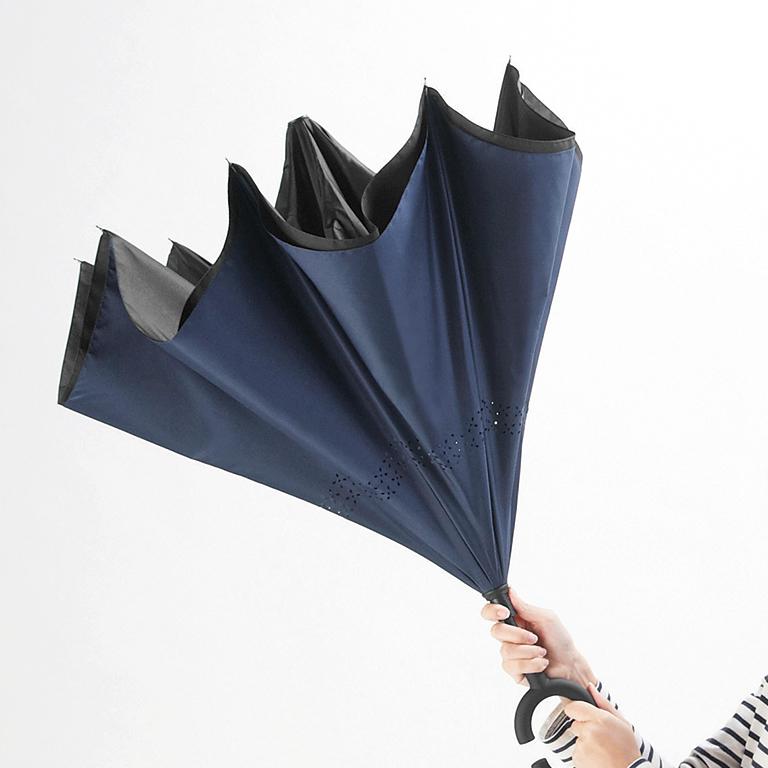安心逆さ傘