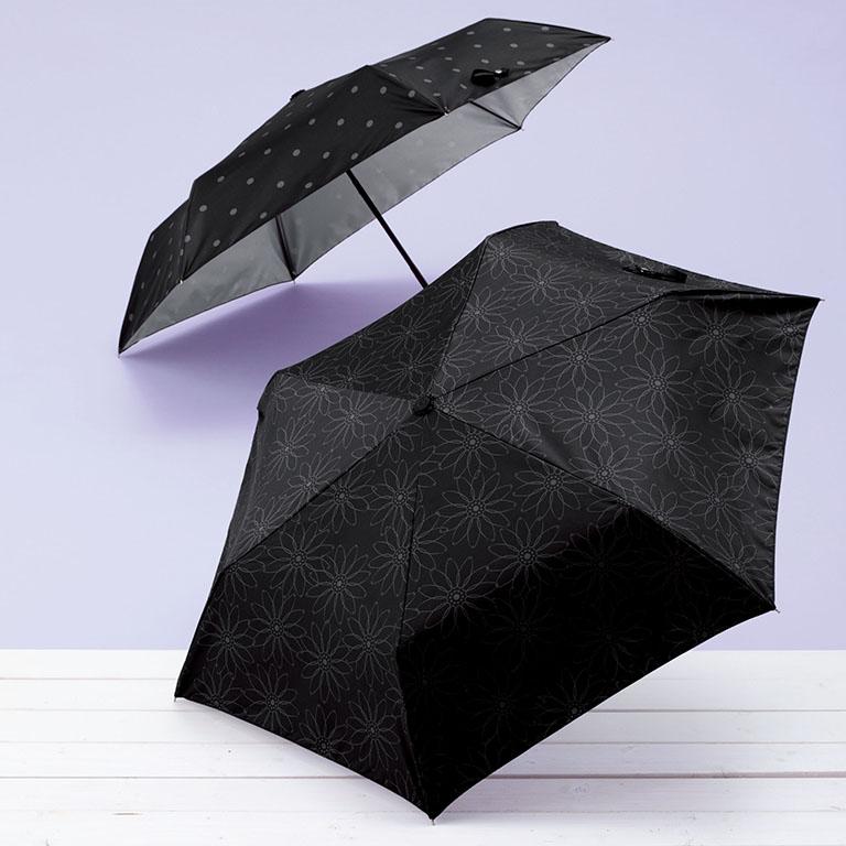 セレブリティー・晴雨兼用コンパクトアンブレラ