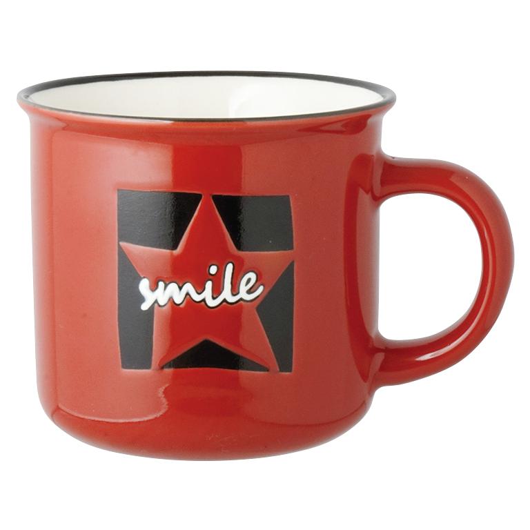 SMILEマグカップ