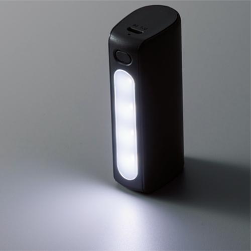 LEDライト付モバイルチャージャー2200 TS-1562