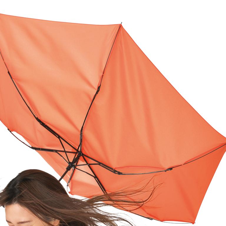 晴雨兼用折りたたみ耐風傘 1本