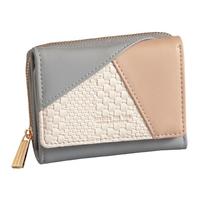 エスタ/三つ折りミニ財布