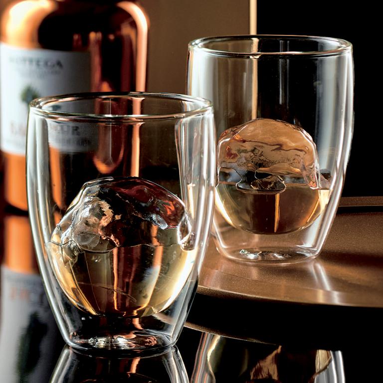 グランゴールド ダブルウォールグラス2個組