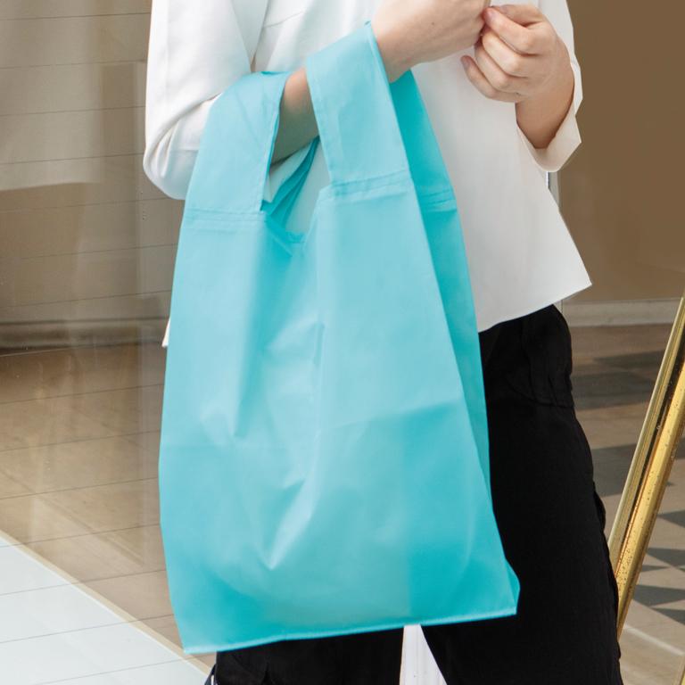 【選べる5色】カラモ クルクルたためるマイバッグ