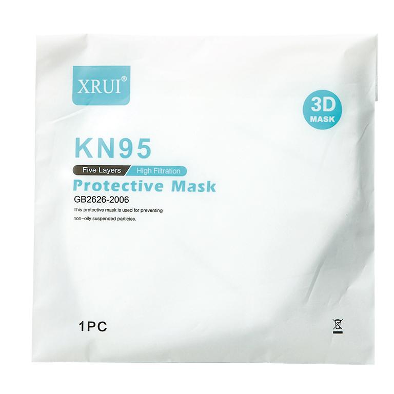 KN95高品質3Dマスク