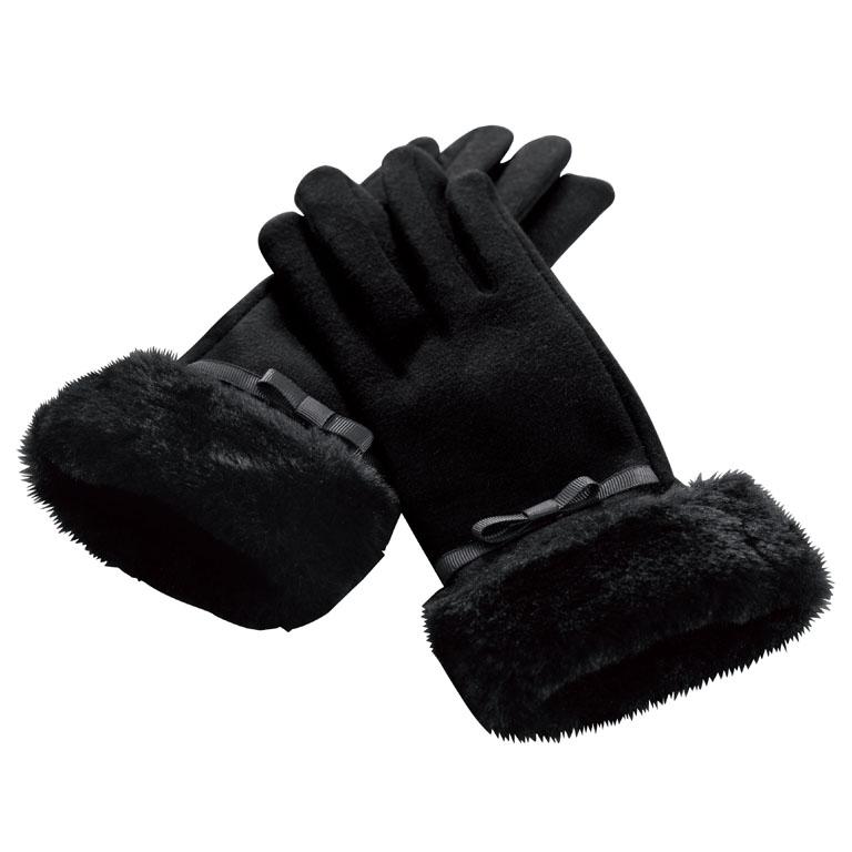 ジーナ・スマホ手袋