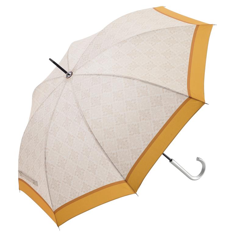 バイカラーダマスク・晴雨兼用長傘