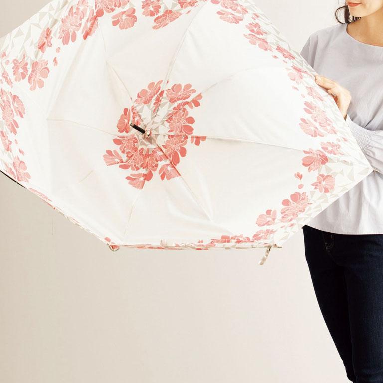 ポリゴンフラワー・さかさ傘