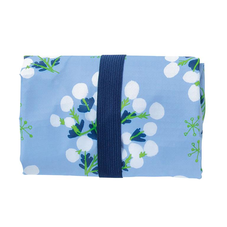カナコノ ニコリ/小さくたためる保冷温バッグ