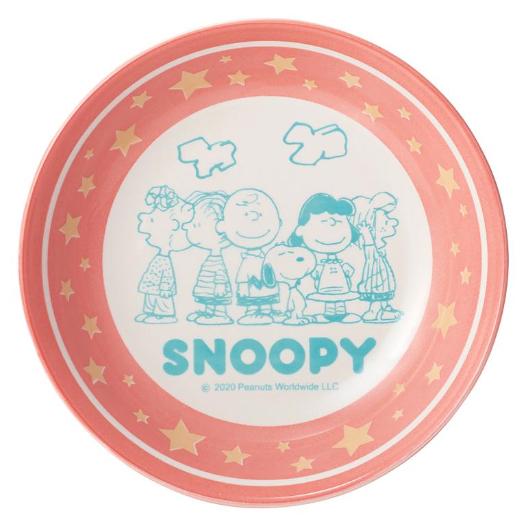 スヌーピー わくわくパスタ皿