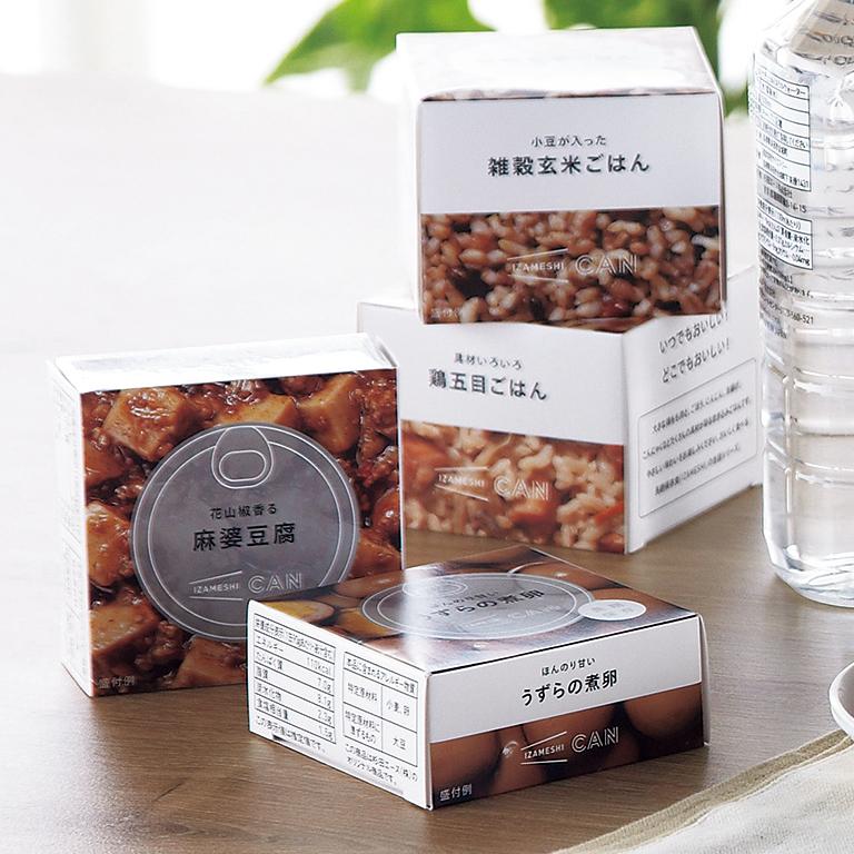 IZAMESHI CAN BOX12缶セット